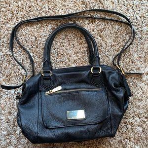 Vince Camino Leather shoulder bag